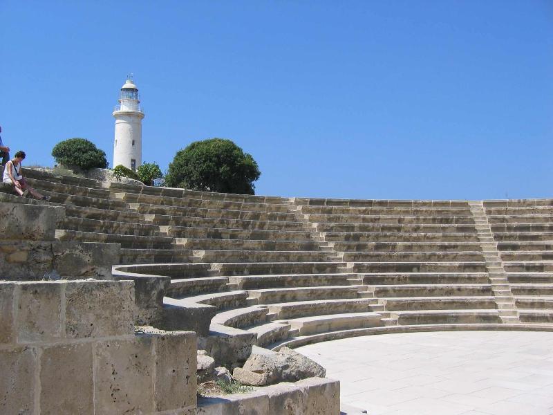 Paphos Amphitheatre