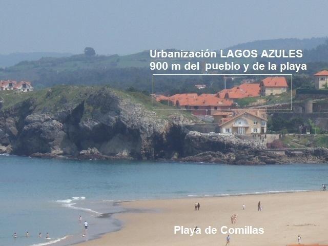 Localización urbanización