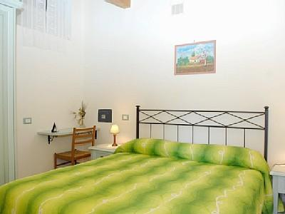 Bedroom Agriturismo Il Campanile