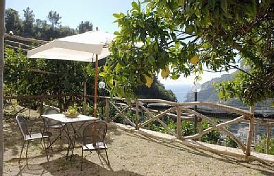 Terrace Agriturismo Il Campanile