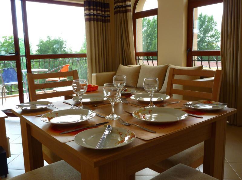 Spacieux & confortable salon / salle à manger
