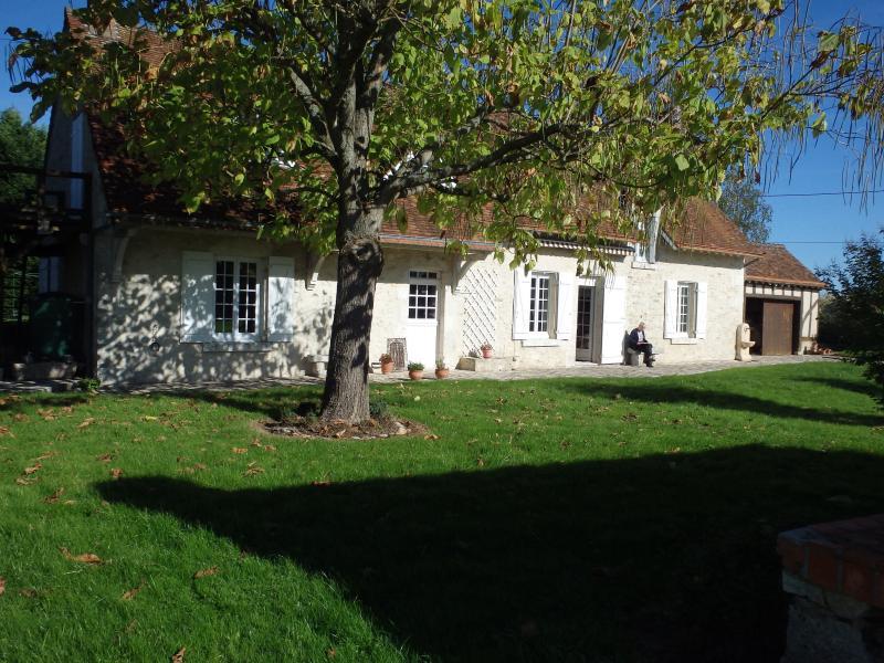 Les Salais, casa vacanza a Crozon-sur-Vauvre