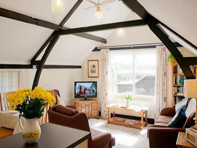 The Barn Apartment, holiday rental in West Hanney