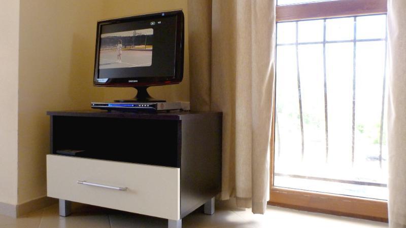 22' Samsung TV / DVD dans la chambre avec films