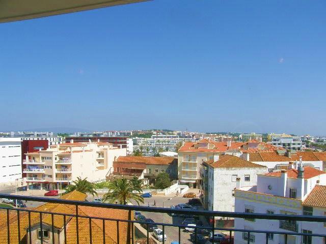 View off balcony