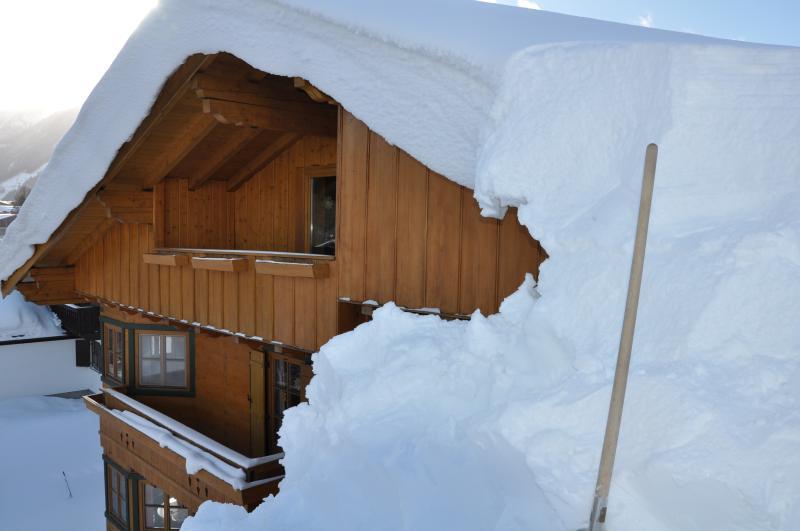 Landhaus Lisa Roof in Winter
