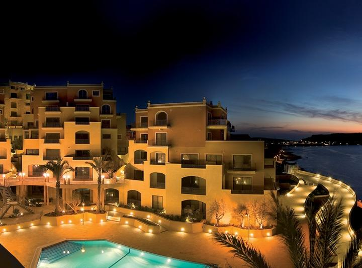 Luxury apartment with pool, holiday rental in Island of Malta