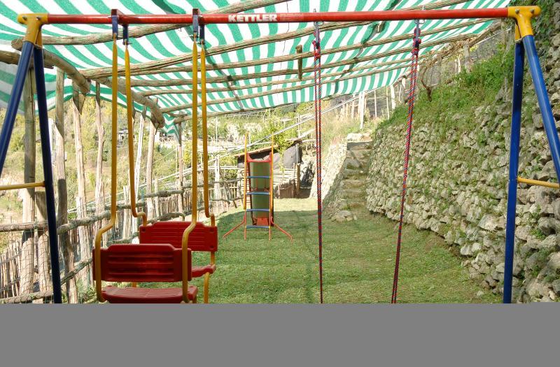 Games 'en plein air' for children