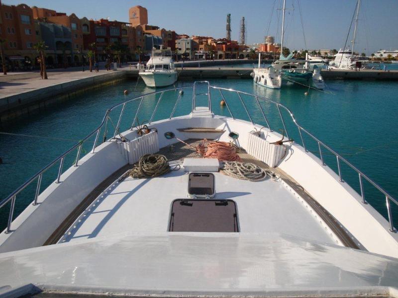 new marine Hurghada