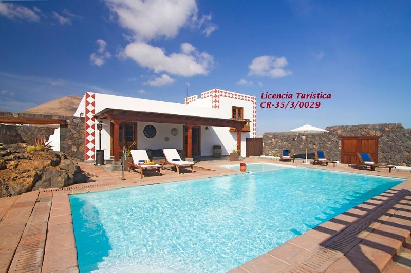 Casa Rural Hero (Luxury), holiday rental in Tias