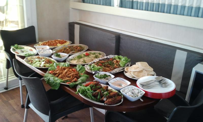 Varity of food we provide it to our guest