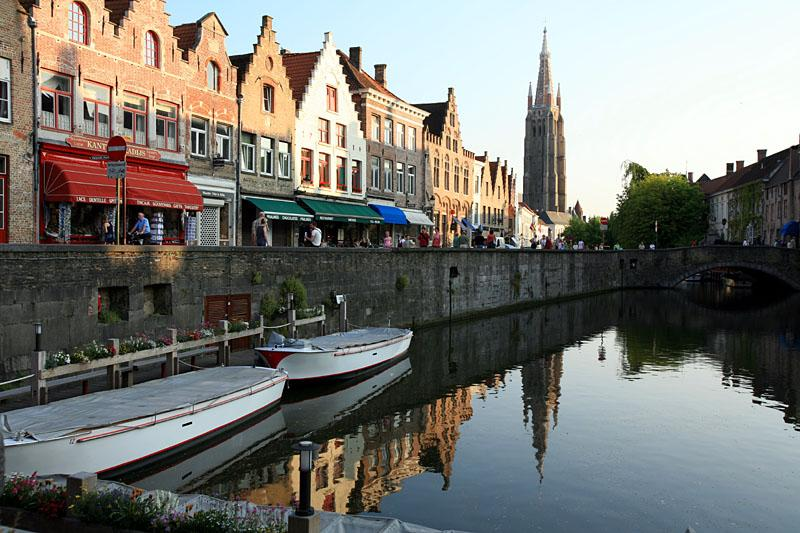 the city of Bruges