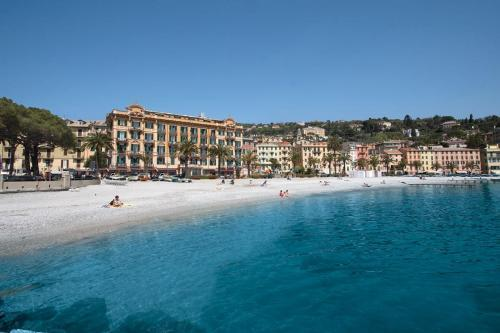 Santa Margherita Ligure, am Meer