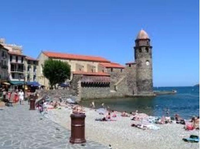 Un viaggio lungo la costa a Collioure