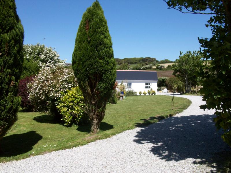 Lynicote Farm Cottage, holiday rental in Blackwater
