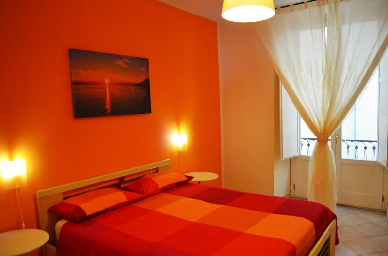 Holiday Home Close the Amalfi Coast - Master Bedroom
