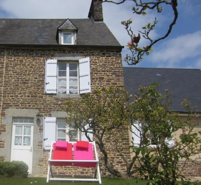 Les Magnolias, holiday rental in Saint-Aubin-de-Terregatte