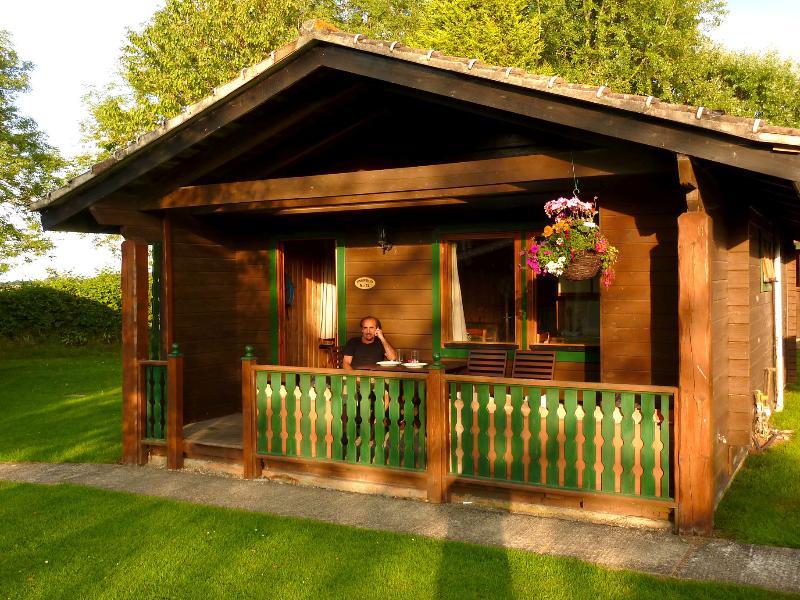 Finnish Pine Cabin