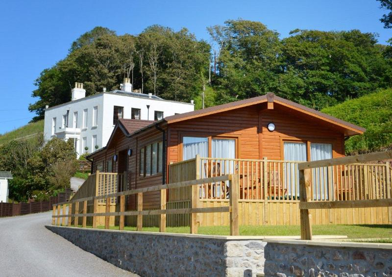 Bovisand Lodge, holiday rental in Plymouth