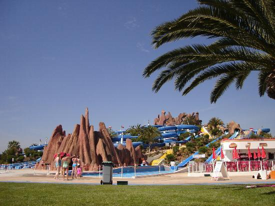Slide and Splash Water Park near Lagos
