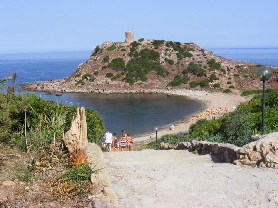 Playa de Torre del Porticciolo