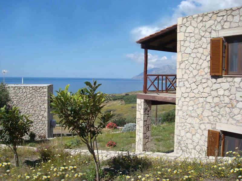 kapsali  house II, holiday rental in Tertsa