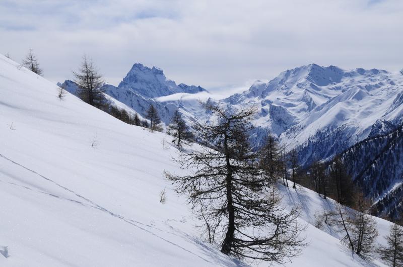 Klettersteig Queyras : Aktualisiert viso et bric bouchet abries en queyras