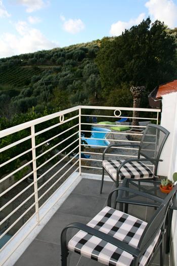 Balcony - Bedroom (1)