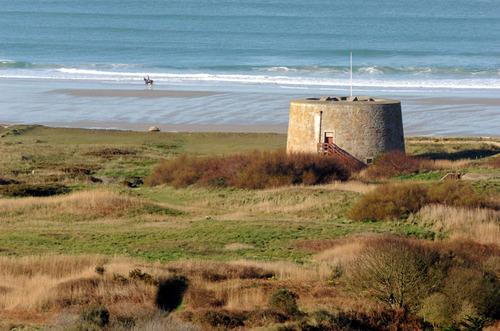 A truly unique self catering property; overlooking the bay of St Ouen on the west coast of Jersey