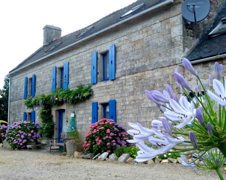 Kerargon Manorhouse: Your character holiday rental melding charm with comfort, holiday rental in Finistere