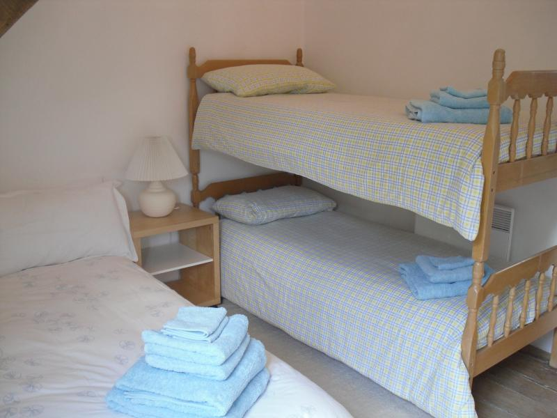 ....and bunks for the children!