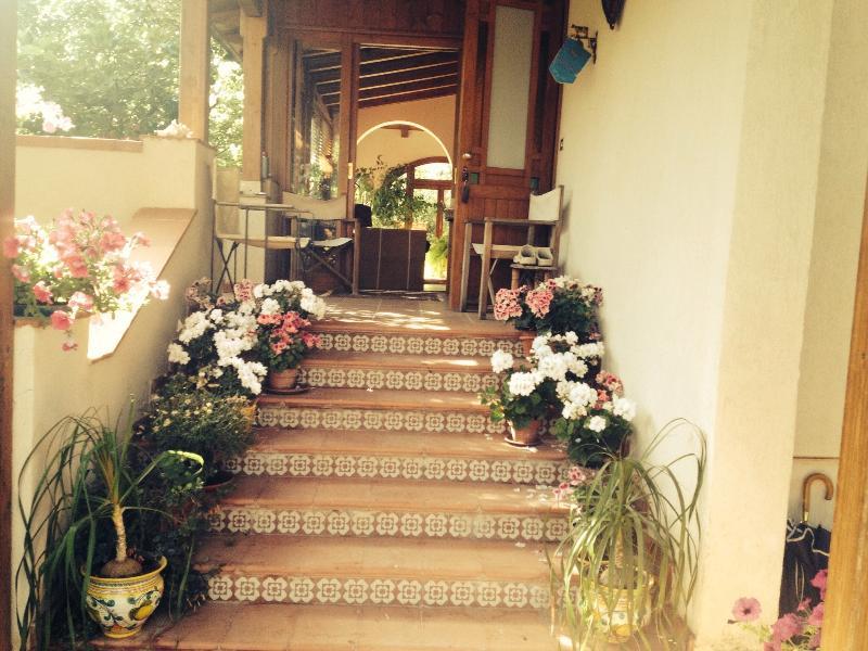 Villa sul mare, holiday rental in Trappeto