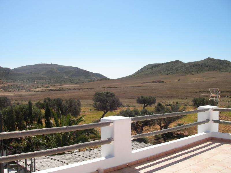 View from Solarium- terrace / Vista desde la terraza-solarium
