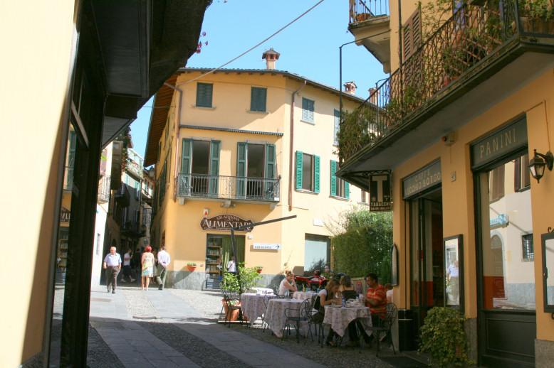 Main house in centre Bellagio