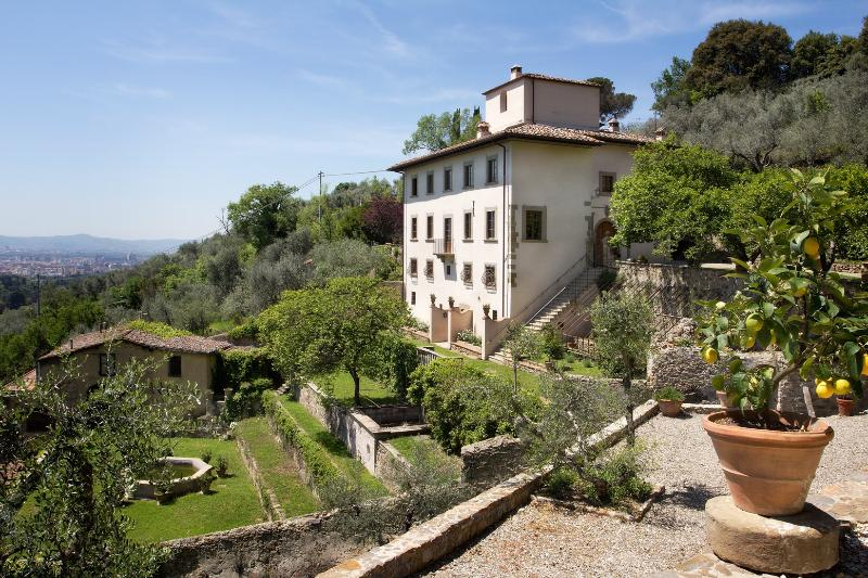 Villa Tantafera, vacation rental in Florence