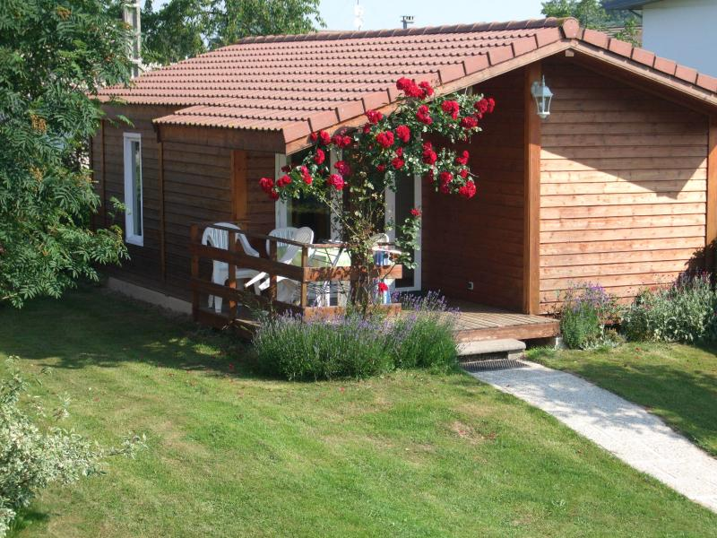 Camping Fraiteux, vacation rental in Vosges