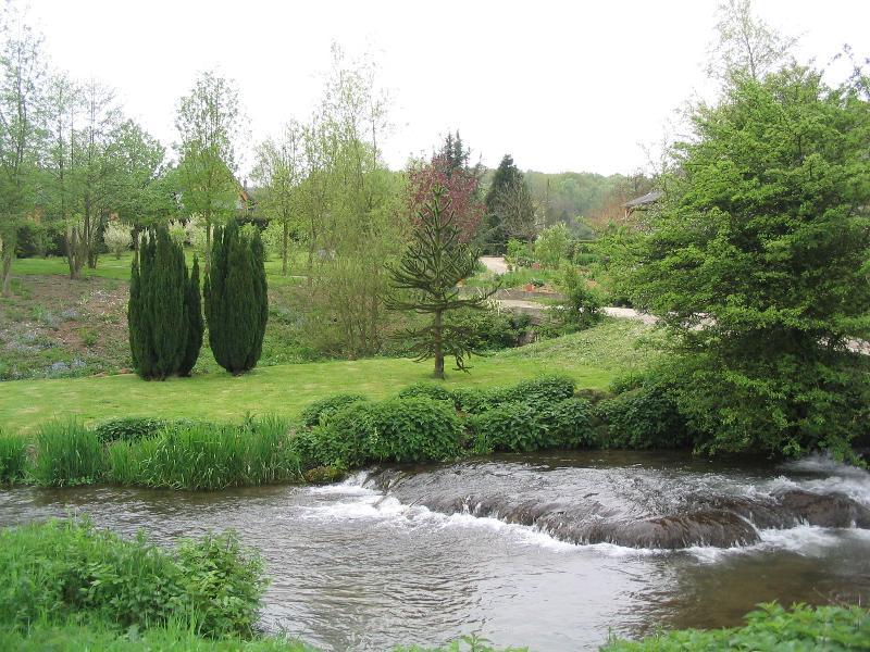 Chutes de la rivière Clérette