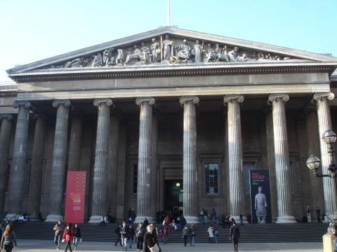 British Museum - 7 minutes walk. Entry is free.