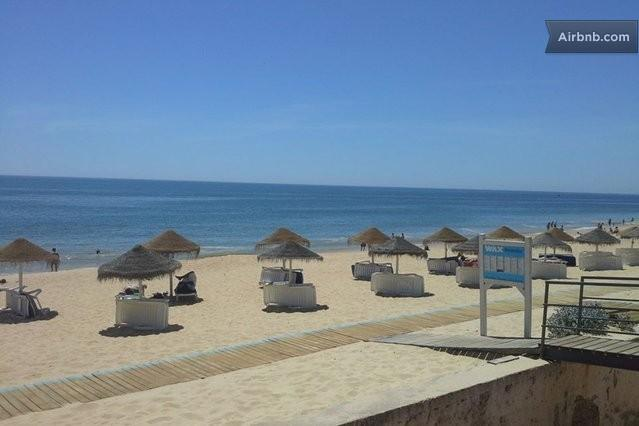 Faro beach 5 minutes by car - Probably the best beach in Europe