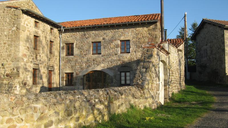 L'étrablou, holiday rental in Aurec-sur-Loire