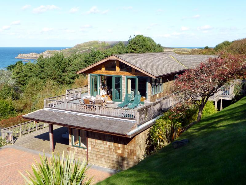 Alderney's Premier Self Catering Accommodation - Graded 5 Star Gold