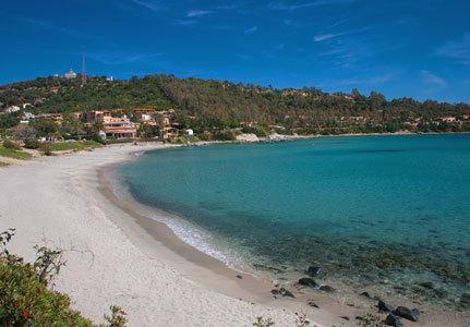 Porto Frailis beach
