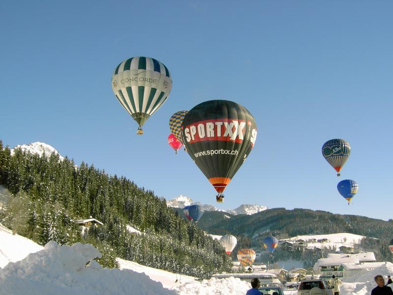 World Cup International Hot Air Ballooning Week