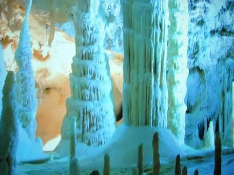 Grotte di Frasassi, unique in the world, only a few kilometres ... to visit