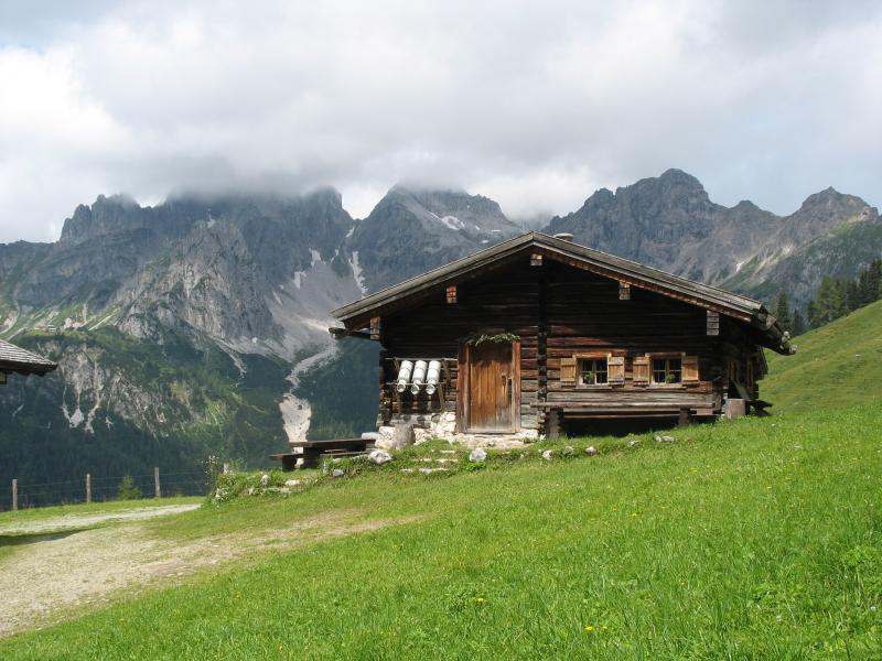A Typical Mountain Hut
