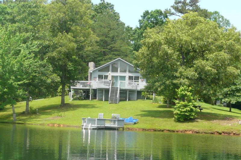 AMIGO de la familia frente al lago o una escapada romántica 1 1/2 hr de Atlant