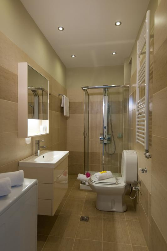 Bathroom with Shower room