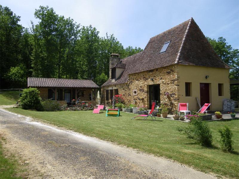 à l'orée du bois des terrieres, holiday rental in Campagne
