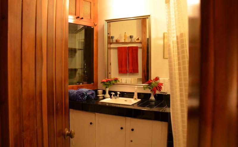 Master Suite - cuarto de baño