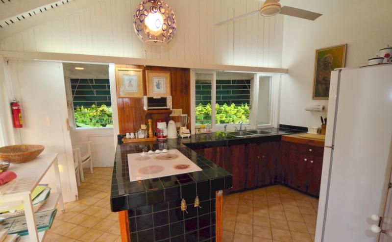 Master Suite - cocina